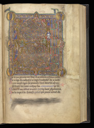 Beatus Page, In A Psalter f.11r